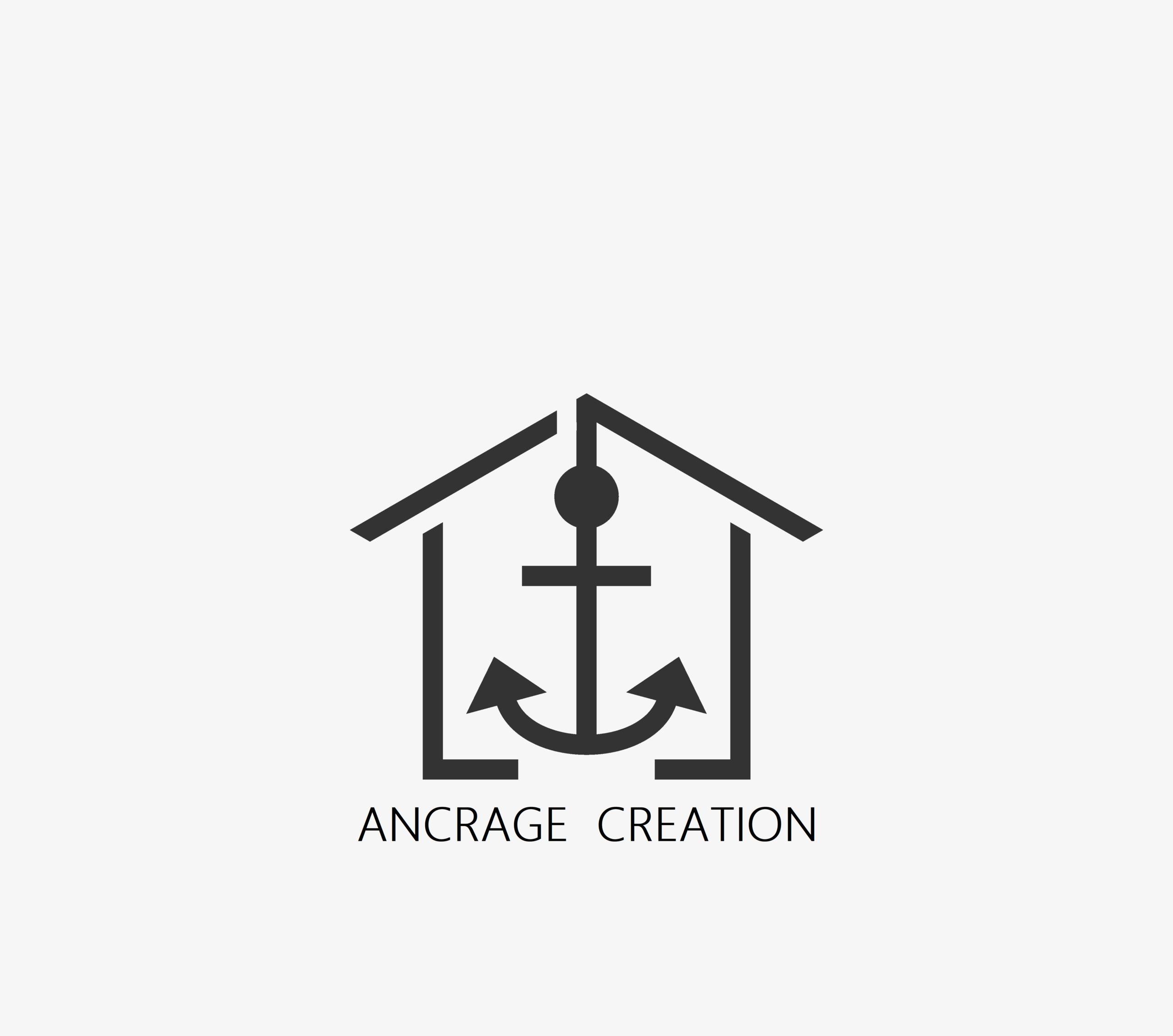 Logo ancrage création